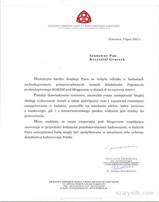 Krajowy Ośrodek Badań i DOkumentacji Zabytków / National Heritage Board of Poland