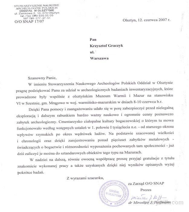 Stowarzyszenie Naukowe Archeologów Polskich  / Polish Scientific Association of Archaeologists