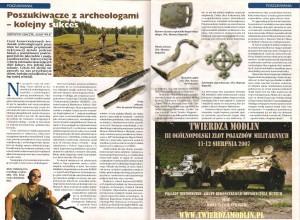 Odkrywca nr 102 - Poszukiwacze z archeologami